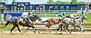 Flashy Bullet winning at Delaware Park on 5/24/12
