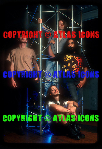 Soundgarden; 1991<br /> Photo Credit: Eddie Malluk/Atlas Icons.com