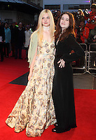 London - BFI London Film Festival screening of 'Ginger and Rosa' ' at the Odeon West End, London October 13th 2012..Photo by Keith Mayhew.