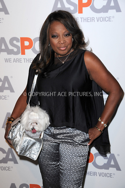 WWW.ACEPIXS.COM<br /> April 9, 2015 New York City<br /> <br /> Star Jones attending the 18th Annual ASPCA Bergh Ball at the Plaza Hotel on April 9, 2015 in New York City.<br /> <br /> Please byline: Kristin Callahan/AcePictures<br /> <br /> ACEPIXS.COM<br /> <br /> Tel: (646) 769 0430<br /> e-mail: info@acepixs.com<br /> web: http://www.acepixs.com