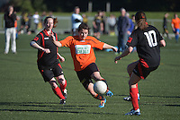 140817 Women's Football - Brooklyn Pretenders v Upper Hutt