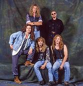 Jun 22, 1992: THUNDER - Air Studios London