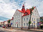 Zespół Szkół im. Jana Pawła II przy ul. Ełckiej, Grajewo, Polska<br /> John Paul II School Complex, Grajewo, Poland
