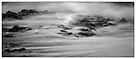 June 2016 - Snaefellsnes Peninsula, West Iceland -  Dritvik Beach's intriguing rocky coast, sea stacks and spires, Snaefellsnes Peninsula, West Iceland.