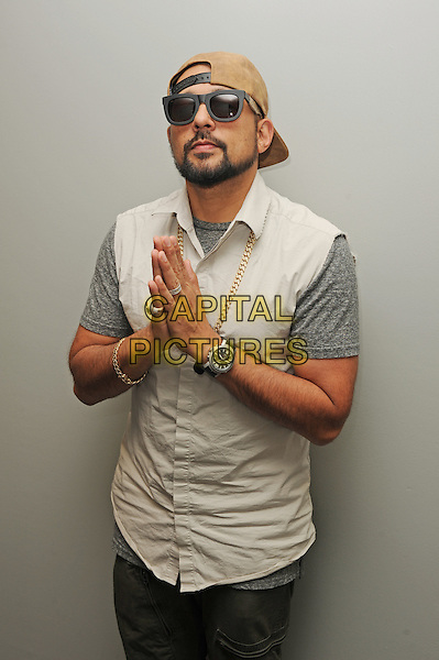 FORT LAUDERDALE, FL - JANUARY 27: Sean Paul visits iHeart Radio Station Y-100 on January 27, 2017 in Fort Lauderdale, Florida. <br /> CAP/MPI04<br /> &copy;MPI04/Capital Pictures
