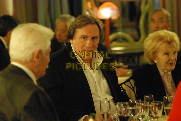 Gerard Depardieu<br /> in Hello, Goodbye (2008) <br /> *Filmstill - Editorial Use Only*<br /> CAP/NFS<br /> Image supplied by Capital Pictures