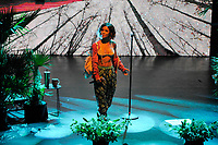 LONDON, ENGLAND - FEBRUARY 4: Jhen&eacute; Aiko performing at KOKO on February 4, 2018 in London, England.<br /> CAP/MAR<br /> &copy;MAR/Capital Pictures