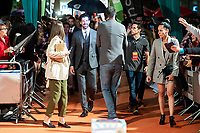 Actor Miguel Angel Munoz arrives to orange carpet of 'Presuntos Culpables' during FestVal in Vitoria, Spain. September 05, 2018 (ALTERPHOTOS/Borja B.Hojas) /NortePhoto.com NORTEPHOTOMEXICO