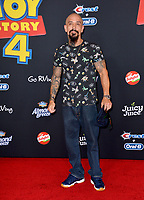 "LOS ANGELES, USA. June 12, 2019: Joseph Lucero at the world premiere of ""Toy Story 4"" at the El Capitan Theatre.<br /> Picture: Paul Smith/Featureflash"