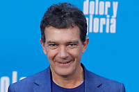 MADRID, SPAIN-March 12: Antonio Banderas attends the Dolor y Gloria photocall at the Villamagna hotel in Madrid, Spain on the 12th of March of 2019. March12, 2019. ***NO SPAIN***<br /> CAP/MPI/RJO<br /> &copy;RJO/MPI/Capital Pictures