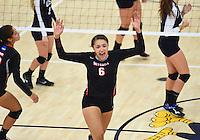 Mitchell Volleyball at USJ 9/16/2015