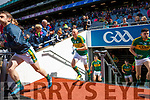 Kieran Donaghy Kerry players before the All Ireland Senior Football Quarter Final with Galway at Croke Park on Sunday.