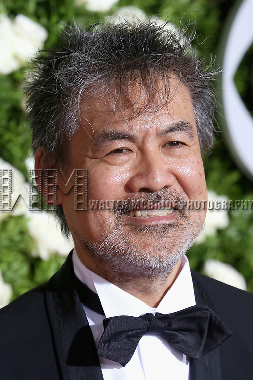 NEW YORK, NY - JUNE 11:  Playwright David Henry Hwang attends the 71st Annual Tony Awards at Radio City Music Hall on June 11, 2017 in New York City.  (Photo by Walter McBride/WireImage)