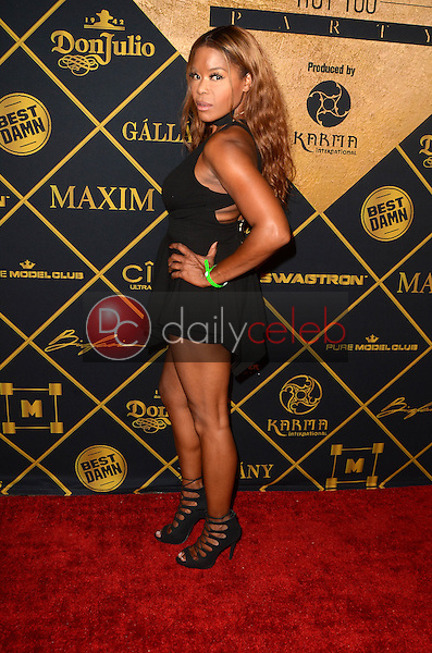 Golden Brooks<br /> at the 2016 Maxim Hot 100 Party, Hollywood Palladium, Hollywood, CA 07-30-16<br /> David Edwards/DailyCeleb.com 818-249-4998