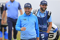 Andy Sullivan (ENG) walks off the 18th tee during Saturday's Round 3 of the Dubai Duty Free Irish Open 2019, held at Lahinch Golf Club, Lahinch, Ireland. 6th July 2019.<br /> Picture: Eoin Clarke | Golffile<br /> <br /> <br /> All photos usage must carry mandatory copyright credit (© Golffile | Eoin Clarke)