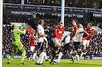 040312 Tottenham v Manchester Utd