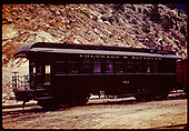 Passenger car - Colorado &amp; Southern #911<br /> C&amp;S