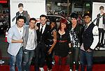 "HOLLYWOOD, CA. - April 14: American Idol contestants Matt Giraud, Kris Allen, Danny Gokey, Lil Rounds, Allison Iraheta, Adam Lambert and Anoop Desai arrive at the premiere of Warner Bros. ""17 Again"" held at Grauman's Chinese Theatre on April 14, 2009 in Hollywood, California."