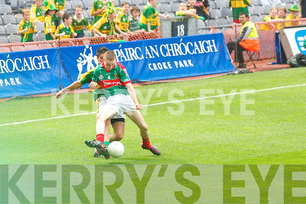 Kerry v Mayo All-Ireland Minor Semi-Final at Croke park on Sunday 24th August 2008   Copyright Kerry's Eye 2008