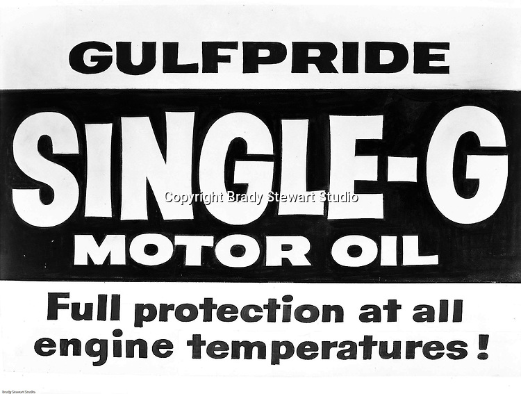 Client: Gulf Oil Company<br />