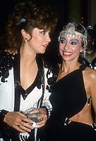 #StephaniePowers #RitaMoreno 1984<br /> Photo By Adam Scull/PHOTOlink.net