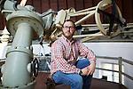 16.3.2015, Potsdam. Leibnitz Institut für Astro-Physik. Dr. Noam Libeskind