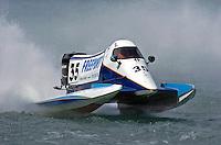 Mike Klepadlo, #35 (SST-120 class)