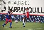 Junior venció 3-0 a Deportivo Pasto. Fecha 2 Liga Águila II-2018.