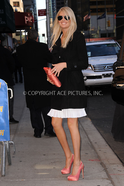 WWW.ACEPIXS.COM . . . . . February 13, 2012...New York City...Kate Upton tapes an appearance on  the Late Show with David Letterman on February 13, 2012 in New York City....Please byline: KRISTIN CALLAHAN - ACEPIXS.COM.. . . . . . ..Ace Pictures, Inc: ..tel: (212) 243 8787 or (646) 769 0430..e-mail: info@acepixs.com..web: http://www.acepixs.com .