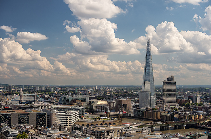 London &amp; The Shard<br />
