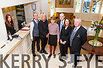 The staff in the newly refurbished International Hotel Killarney l-r:  Marie Johnson, John Harrington, Catriona White, Maureen O'Riordan, Jonathan McCarthy Sales and Marketing manager, Anne Marie Collins Reservations manager, Frank O'Sullivan Concierge