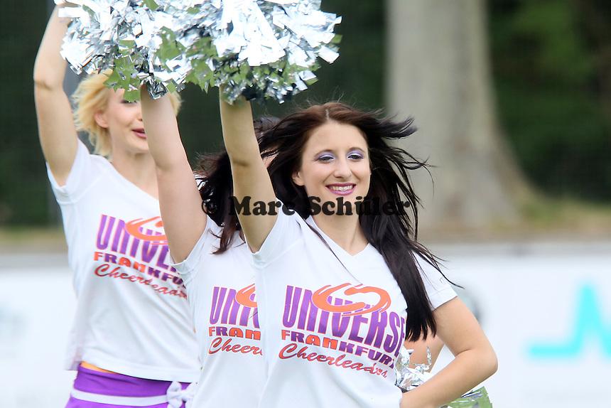 Cheerleader von Frankfurt Universe - Frankfurt Universe vs. Nürnberg Rams