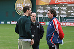 2007.11.17 MLS Cup Training