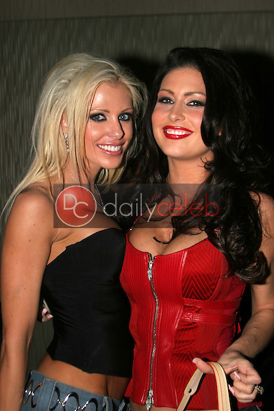 Tawny Roberts and Jessica Jaymes