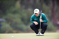 Paul Dunne (IRL) during the second day of the World cup of Golf, The Metropolitan Golf Club, The Metropolitan Golf Club, Victoria, Australia. 23/11/2018<br /> Picture: Golffile | Anthony Powter<br /> <br /> <br /> All photo usage must carry mandatory copyright credit (© Golffile | Anthony Powter)