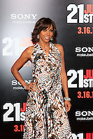 LOS ANGELES, CA - MAR 13: Holly Robinson Peete at the premiere of Columbia Pictures '21 Jump Street' held at Grauman's Chinese Theater on March 13, 2012 in Los Angeles, California