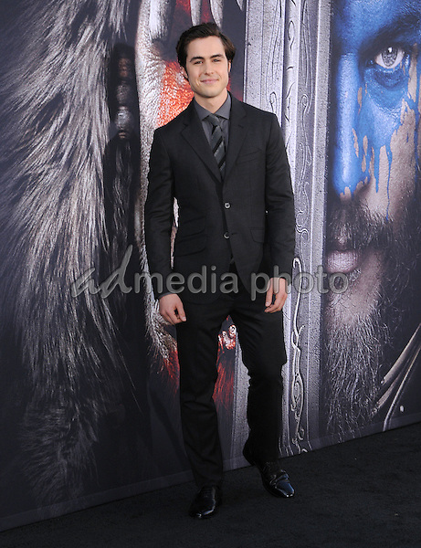 "06 June 2016 - Hollywood, California - Ben Schnetzer. Arrivals for the Premiere Of Legendary Pictures and Universal Pictures' ""Warcraft"" held at the TCL Chinese Theater IMAX. Photo Credit: Birdie Thompson/AdMedia"