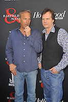 Kevin Costner and Bill Paxton at the Los Angeles premiere of 'Hatfields & McCoys' at Milk Studios on May 21, 2012 in Los Angeles, California. © mpi35/MediaPunch Inc..