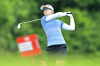SINGAPORE - FEBRUARY 01: Jodi Ewart Shadoff of England on the 8th fairway during the second round of the HSBC Women's World Championship 2019 at Sentosa Golf Club - Tanjong Course, Singapore on March 01, 2019.<br /> .<br /> .<br /> .<br /> (Photo by: Naratip Golf Srisupab/SEALs Sports Images)<br /> .<br /> Any image use must include a mandatory credit line adjacent to the content which should read: Naratip Golf Srisupab/SEALs Sports Images