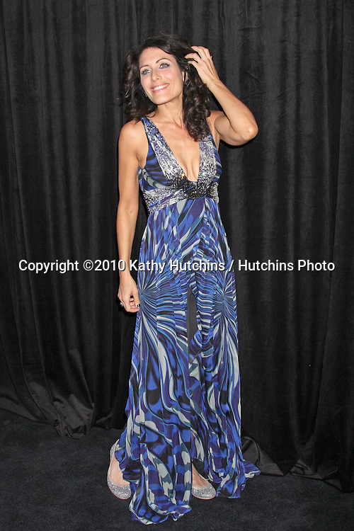 Lisa Edelstein.arriving at the 9th Annual Award Season Diamond Fashioln Show Preview.Beverly Hills Hotel.Beverly Hills, CA.January 14, 2010.©2010 Kathy Hutchins / Hutchins Photo....