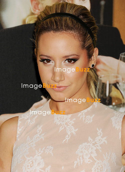 ASHLEY TISDALE - HOLLYWOOD, {CA} -JANUARY 23: Ashley Tisdale attends the premiere of Relativity Media's 'Movie 43' at TCL Chinese Theatre on January 23, 2013 in Hollywood, California.