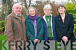Killarney Nature Conservation Group are holding their annual AGM this Friday, January 27th and are calling for people to attend and get involved with the group. .L-R Noel Grimes, Claire Morris (vice chairman), Ulla Harris (photographer) and Norma Bartlett (chairperson)
