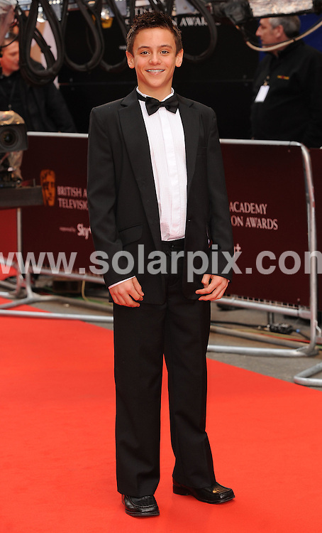 **ALL ROUND PICTURES FROM SOLARPIX.COM**.**WORLDWIDE SYNDICATION RIGHTS**.Red carpet arrivals at The British Academy Television Awards.  Held at the London Palladium, London, UK. April 20th 2008...This pic: Tom Daley..JOB REF: 6188 SSD-ATM     DATE: 20_04_2008.**MUST CREDIT SOLARPIX.COM OR DOUBLE FEE WILL BE CHARGED* *UNDER NO CIRCUMSTANCES IS THIS IMAGE TO BE REPRODUCED FOR ANY ONLINE EDITION WITHOUT PRIOR PERMISSION*