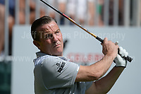 Tv personality Bradley Walsh during The 2017 Celebrity Cup golf tournament at the Celtic Manor Resort, Newport, South Wales. 1.07.2017 <br /> <br /> <br /> Jeff Thomas Photography -  www.jaypics.photoshelter.com - <br /> e-mail swansea1001@hotmail.co.uk -<br /> Mob: 07837 386244 -