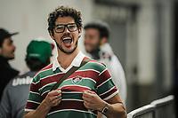 RIO DE JANEIRO, RJ, 28.08.2019 – FLUMINENSE-CORINTHIANS – O ator José Neto visto, durante partida válida pela Copa Sul Americana 2019, no estádio do Maracanã, na noite desta quinta-feira (29). (Foto: Jayson Braga / Brazil Photo Press)