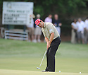PADRAIG HARRINGTON, during the second round of the Quail Hollow Championship, on May 1, 2009 in Charlotte, NC.