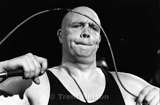 Bad Manners at the Zephyr Club.<br />