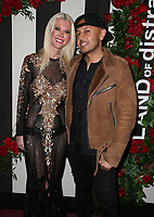 30 November 2017 - West Hollywood, California - Tara Reid, Ted Dhanik. LAND of distraction Launch Event. Photo Credit: F. Sadou/AdMedia