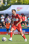 18.07.2018, Voehlinstadion, Illertissen, GER, FSP, FV Illertissen - VfB Stuttgart, im Bild Gonzalo Castro (Stuttgart, #8)<br /> <br /> Foto &copy; nordphoto / Hafner