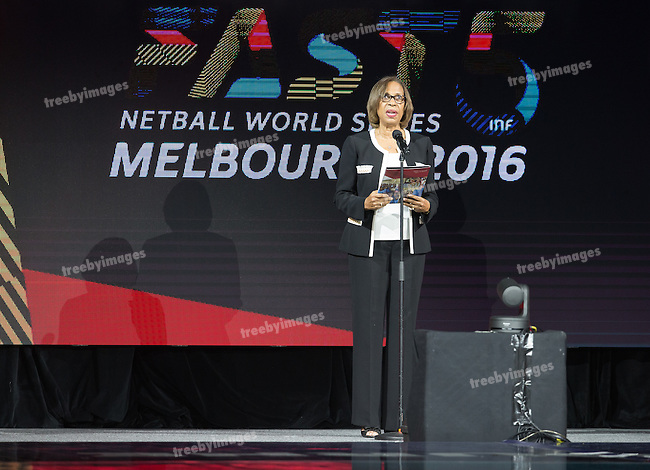 2016 Fast 5 Netball World Series<br /> Game